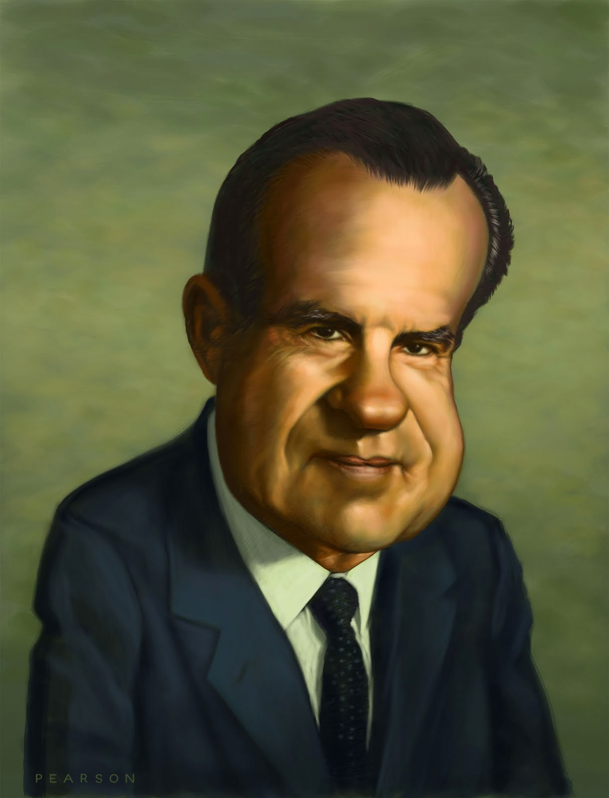 draw sharpen repeat richard nixon bad president richard nixon bad president