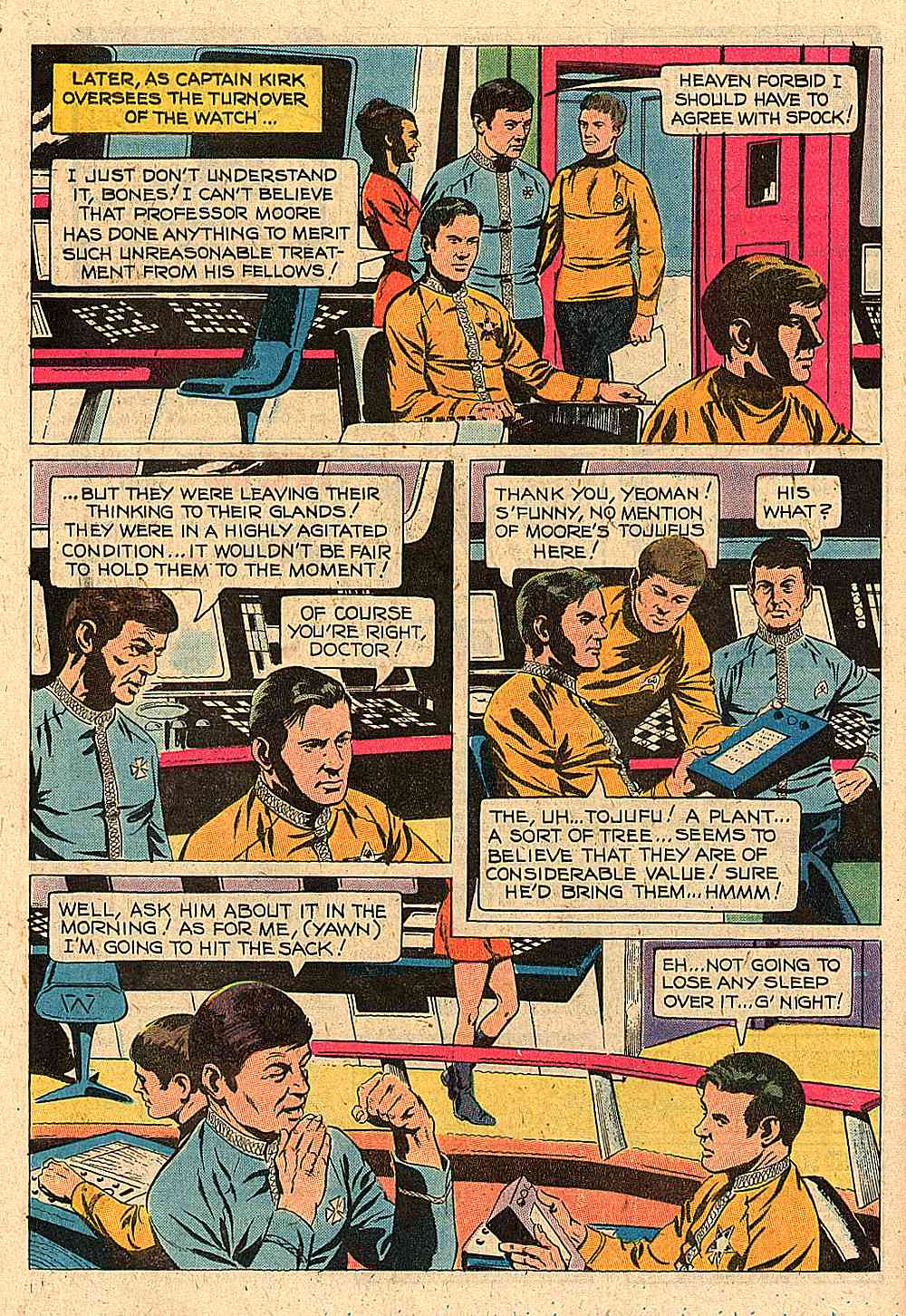 Star Trek (1967) #48 #48 - English 12