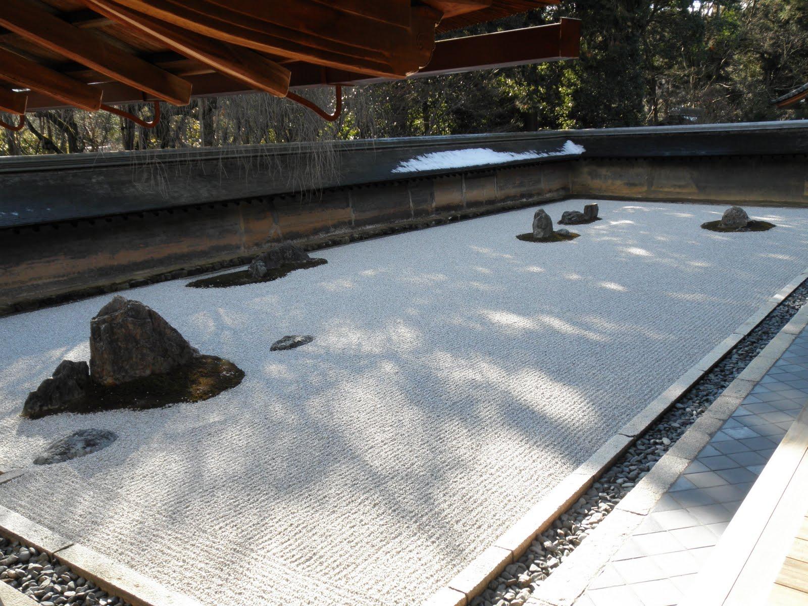 From sant boi to japan d a zen for Jardin zen significado