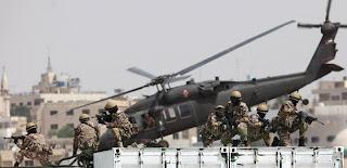 tactical training of Jordanian intelligence to counter terrorism