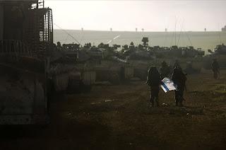 Israeli tanks photo