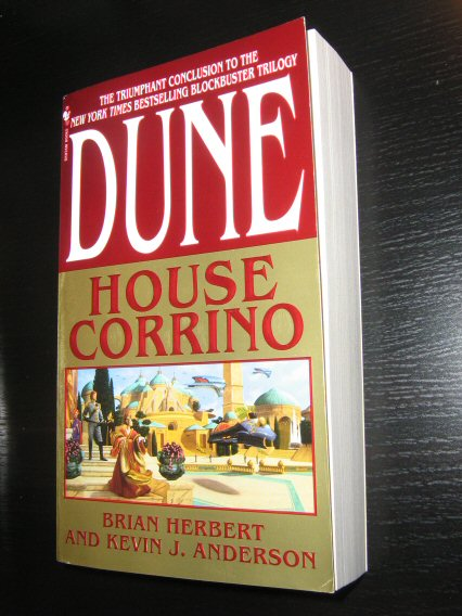 an analysis of the novel dune house harkonnen by brian herbert and kevin j anderson Editorial reviews review in a word, satisfying: all dune fans will want to  investigate,  dune: house harkonnen (prelude to dune book 2) - kindle edition  by brian herbert, kevin j anderson download it once and read it on your kindle .