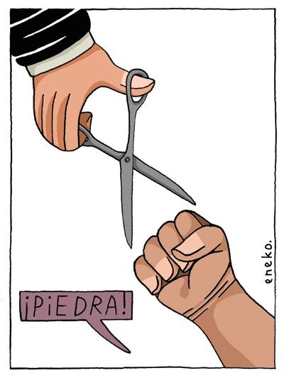 Contra el Tijeretazo