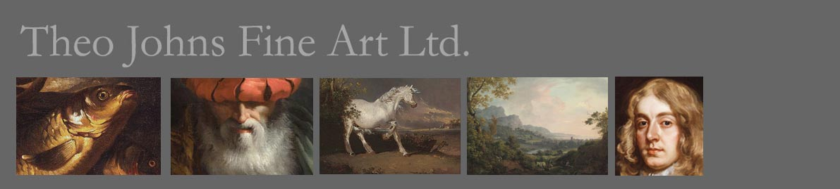 Old Master Paintings & Drawings - Theo Johns Fine Art Ltd.