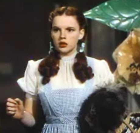 Chillers and thrillers theme as the springboard to a for Dorothy gale