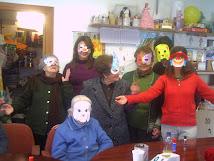 Carnaval en AFEDAC