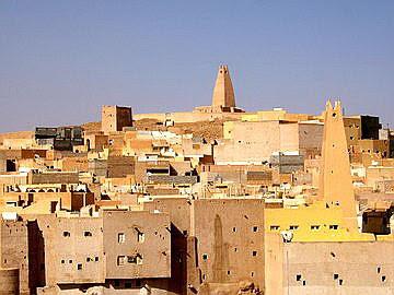 Alžir Panorama+grada+05