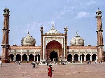 Svetska cuda ljudskih dostignuca Dzamija+Jama+Masjid+04