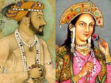Indija Sah+Dzahan+i+Mumtaz+Mahal
