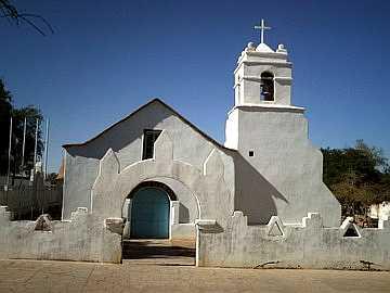 Najveće pustinje na svetu  San+Pedro+de+Atacama,+crkva+04