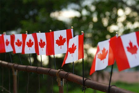 flag day video canada