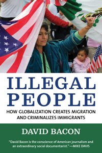 Illegal People book by David Bacon