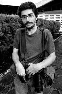 Photojournalist Walter Astrada
