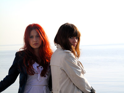"""Eva y Lola"" de Sabrina Farji."