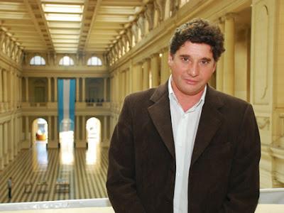 Secretario de Cultura de la ciudad de La Plata,  Víctor Iván Maidana