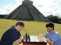 Vassily Ivanchuk contra Pentala Harikrishna en el XX Torneo Internacional de Ajedrez Carlos Torre Repetto 2007