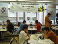 El GM Giovanni Vescovi se impone en el LXXIV Campeonato de Ajedrez Absoluto de Brasil 2007