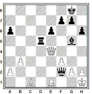 Problema número 322 en problemas de ajedrez