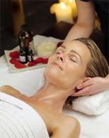 Masajes en medicina natural, la reflexologia facial