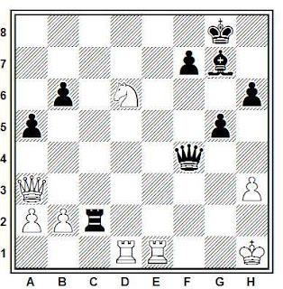 Problema número 342 en problemas de ajedrez