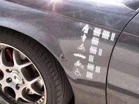 Multas y el carné de conducir por puntos en España