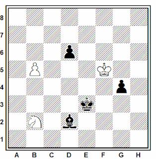 Problema número 190 en problemas de ajedrez