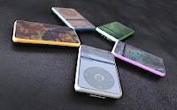 iPod touch en electrodomésticos
