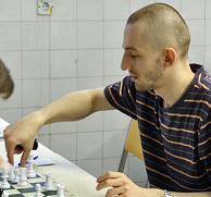 Alexander Grischuk en el XV Campeonato de Ajedrez de Rusia por Equipos