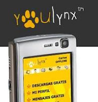Imágenes y videos gratis para el móvil con YouLynx