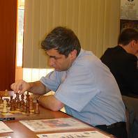 Vassily Ivanchuk vencedor del III Torneo de Ajedrez de Reyes Bazna 2009