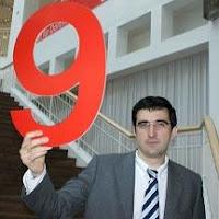 Novena (nueve) vez que Vladimir Kramnik gana el Torneo de Ajedrez de Dortmund