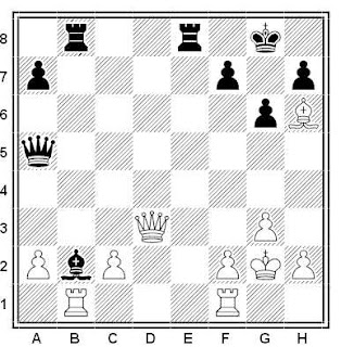 Problema ejercicio de ajedrez número 511: Rada - Kostal (Praga, 1942)