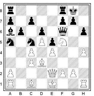 Problema ejercicio de ajedrez número 548: Kruger - Iskov (Alemania, 1934)