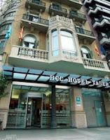 Hotel tres estrellas HCC Taber