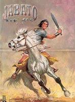 Poster el El Jabato por Antonio Bernal en lienzos