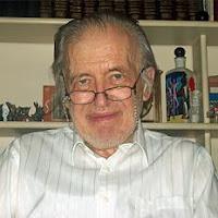 Bent Larsen en su casa de Martínez (Buenos Aires, enero de 2010)