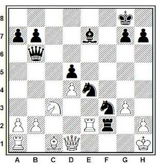 Problema ejercicio de ajedrez número 669: Zaizler - Bez (URSS, 1986)