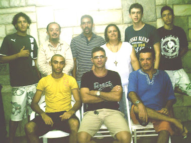 Membros da Comunidade Adorai