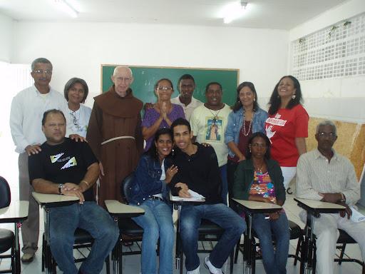 GRUPO DA PALAVRA DE VIDA DE SÃO FRANCISCO DO CONDE - BA