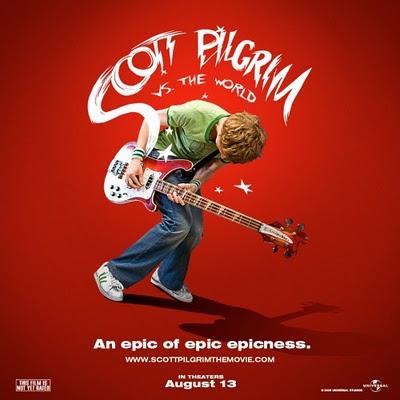 Watch Scott Pilgrim vs. the World 2010 Movie Online