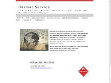 Hazmat Service