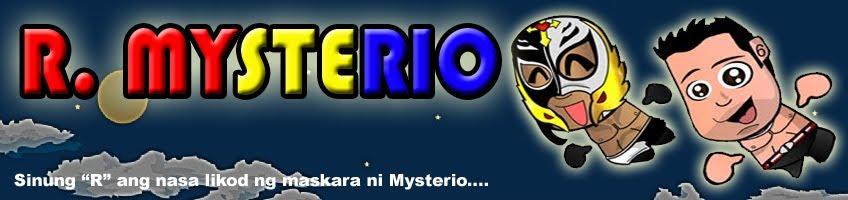Sinu ang nasa likod ng maskara ni Mysterio?