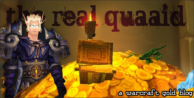 The Real Quaaid, a Warcraft Gold Blog