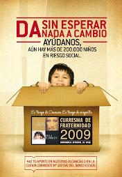 CUARESMA 2009