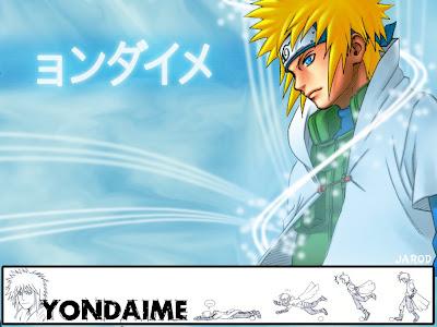 Naruto Shippuden Yondaime Wallpaper