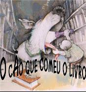 O cão que comeu o livro...