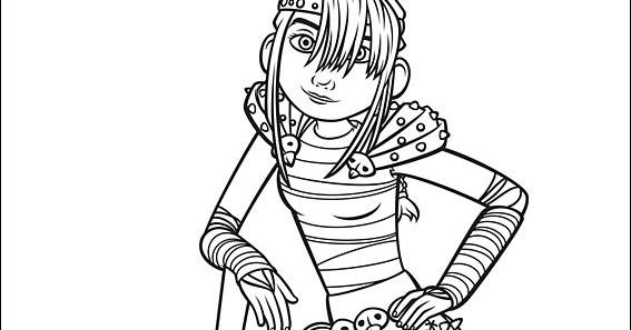 Ilustracoes Como Treinar O Seu Drago Para Colorir