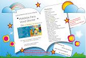 """Antologia Infantil """" Historias para você dormir"""", recebeu o selo francês de literatura"""