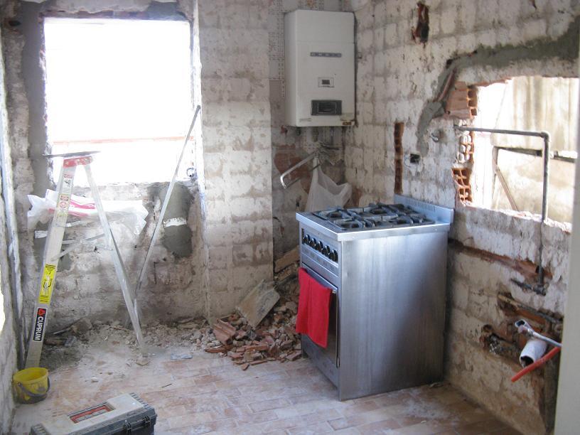 Reforma de la cocina con bajo presupuesto tattoo design bild - Reforma cocina pequena ...