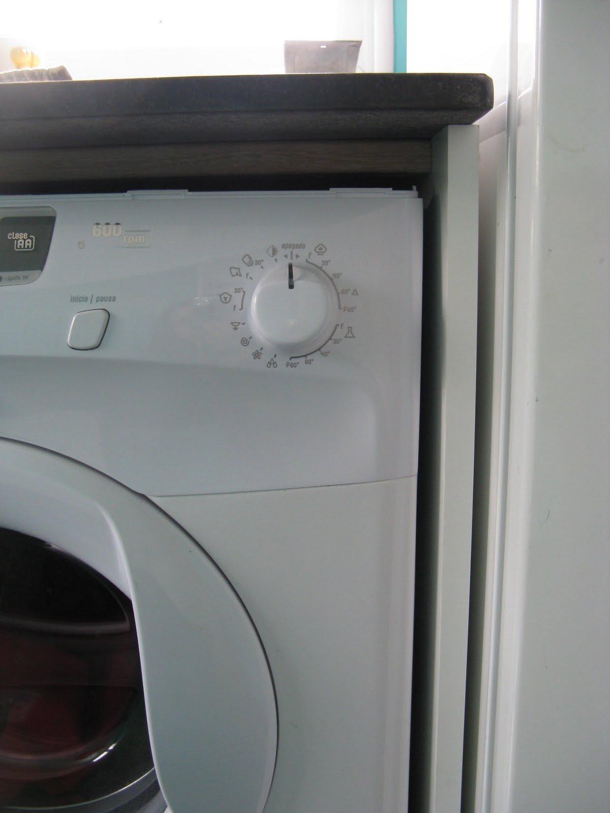 Grupo redecorate soluciones para lavarropas bajo mesada for Tipos de granito para mesada